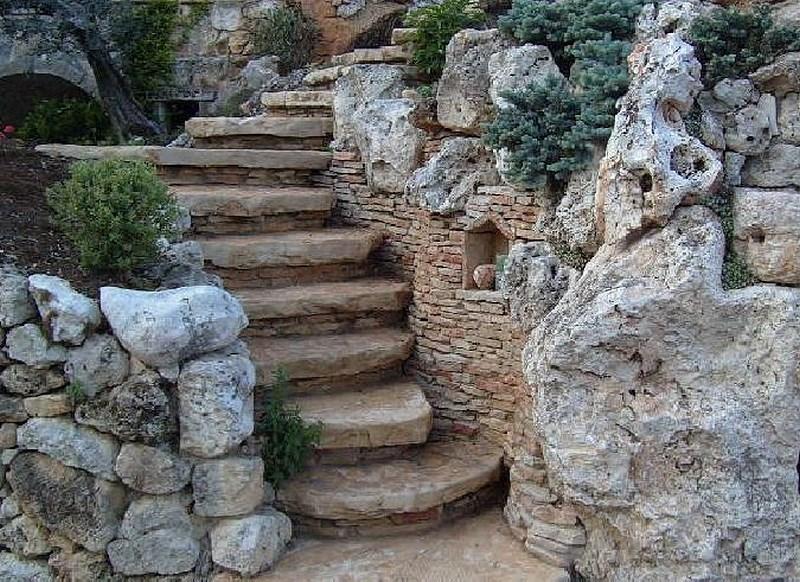 Trani gold stone pietra di trani fornitori produttori - Acquisto terra per giardino ...
